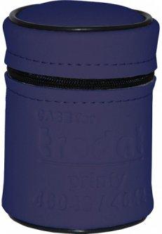 Футляр Trodat для круглой оснастки 4642 маленький синий (Ф/4642/м син) (4820064370668)