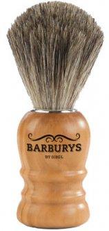 Помазок для бритья Barburys Grey Olive барсук (5412058189012)