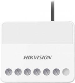 Беспроводное силовое Реле дистанционного управления Hikvision DS-PM1-O1H-WE (DS-PM1-O1H-WE AX PRO)