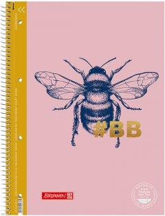 Колледж-блок Brunnen А4 Premium в клетку 80 листов Harmony (10 679 28 751)