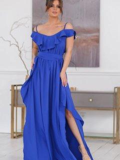 Сарафан New Fashion 309 46 Электрик (2000000469331)