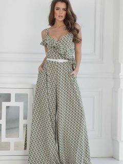 Комбинезон New Fashion 353 46 Хаки (2000000469461)