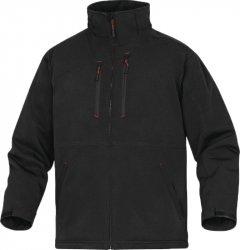 Куртка рабочая Delta Plus Milton-2 XXXL Черная (MILT2NO3X)