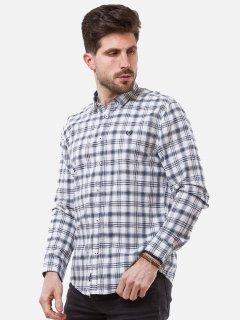 Рубашка Remix L228-1 M Серая (2950006495769)