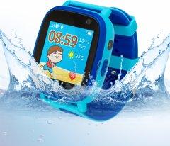 Смарт-часы Atrix Smart Watch iQ1100 Aquatic Cam Flash Blue