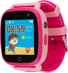 Смарт-часы Atrix Smart Watch iQ1100 Aquatic Cam Flash Pink
