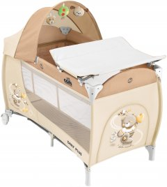 Манеж-кровать Cam Daily Plus Бежевый (L113/240) (8005549211131)