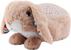 Мягкая игрушка звездный проектор ночник Zazu Ruby Кролик (ZA-RUBY-01) (0703625107849)