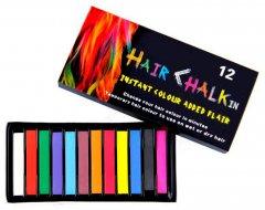 Набор мелков для волос Hair chalk 12 шт (2000992392082)
