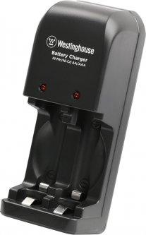 Зарядное устройство Westinghouse WBC-001 стандартной зарядки для 2-х аккумуляторов (889554004715)