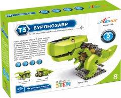 Конструктор BitKit Буранозавр 3 в 1 65 элементов (2125А) (4820207390188)