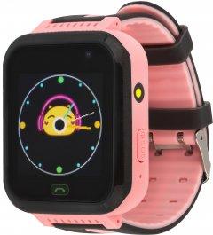 Смарт-часы Atrix Smart Watch iQ1300 Cam Flash GPS Pink (iQ1300 Pink)