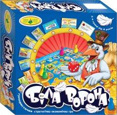 Настольная игра Київська фабрика іграшок Белая ворона (4820121182265)