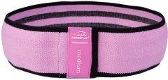 Резинка для фитнеса PowerPlay 4111 M 76 см Розовая (PP_4111_Pink_M)