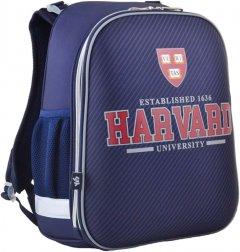 Рюкзак школьный каркасный 1 Вересня H-12-2 Harvard 38x29x15 см для мальчиков (554607)