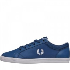 Кеди Fred Perry Baseline Midnight Blue Mid Blue, 41 (11042257)