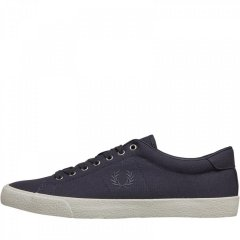 Кеди Fred Perry Underspin Crepe Graphite Charcoal Grey, 41 (11042238)