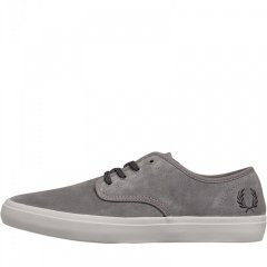 Кеди Fred Perry Merton Suede Falcon Grey Mid Grey, 41 (11042246)