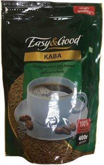 Кофе растворимый сублимированный Easy&Good 400 г (4823086202597)