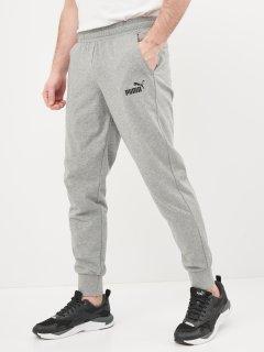 Спортивні штани Puma Ess Jersey Pants 58674603 S Medium Gray Heather (4063697293236)