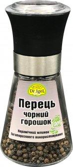 Перец черный Dr.IgeL горошек в мельнице 45 г (4820222990035)