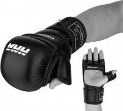 Перчатки для MMA PowerPlay 3026 XS Черные (PP_3026_XS_Black)