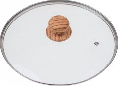Крышка стеклянная Lora NGD179LID/26 26 см (72-142)