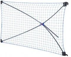 Футбольный тренажер-отражатель Net Playz Soccer Easy Kickback Черный (ODS-2055)