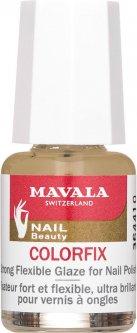 Финишное покрытие Mavala Colorfix с акрилом 5 мл (7618900907744)
