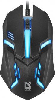 Мышь Defender Hit MB-550 USB Black (52550)