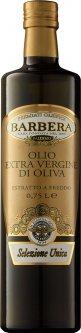 Оливковое масло Barbera Extra Virgin Selezione Unica 750 мл (8002591905155)