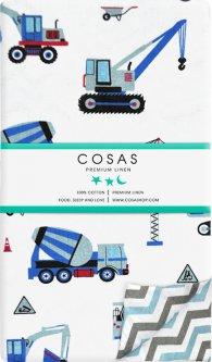Пододеяльник Cosas Стройка 155х215 (4822052139783)