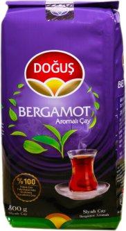 Чай турецкий черный Dogus Bergamot крупнолистовой 500 г (8690719111078)