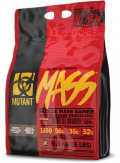 Гейнер Mutant Mass6800г TripleChocolate (627933026565)