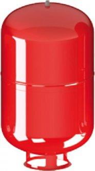 Расширительный бак CIMM ERE CE 50 cp с ножками Красный (820050/002)