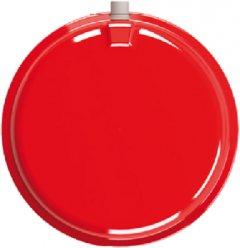 Расширительный бак плоский круглый CIMM CP335/6 Красный (7506)