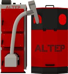 Твердотопливный котел ALTEP Duo Uni Pellet 27 кВт