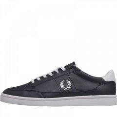 Кеди Fred Perry Deuce Leather Navy Navy, 42 (11042258)