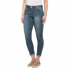 Джинси Democracy AbTechnology Ankle Blue Jeans , XS (40) (11084590)