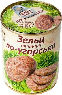 Зельц свиной по-венгерски L'appetit 340 г (4820177070141)