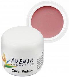 Гель для наращивания ногтей Avenir Cosmetics Cover Medium 30 мл (5900308133187)