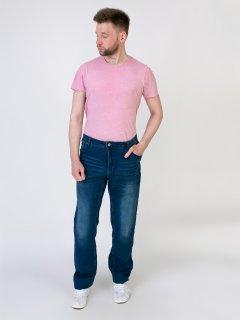 Чоловічі джинси LIVERGY 54 синій F01-370005