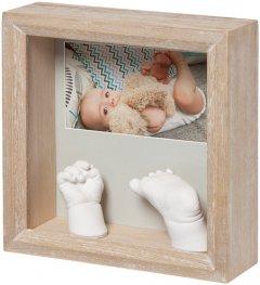 Набор для создания отпечатка ручки и ножки малыша Baby Art Фотоскульптор Натуральный (3601096300) (3220660304592)