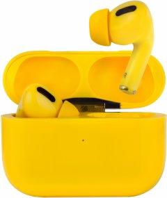 Наушники беспроводные tws AURA i1 Pro Pods Yellow (nbtwsai1ppy)