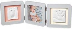 Набор для создания отпечатка ручки и ножки малыша Baby Art Тройная рамка Пастель (3601095300) (3220660304509)