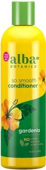 Кондиционер Alba Botanica Hawaiian So Smooth Gardenia Conditioner для кудрявых и склонных к спутыванию волос 340 г (724742008567)