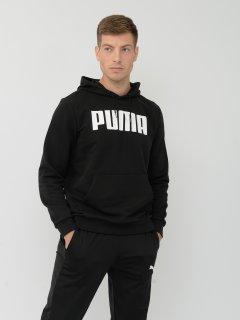 Худи Puma ESS Hoody TR big 85474701 L Cotton Black (4059507727886)