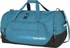 Дорожная сумка Travelite Kick Off L 60 x 34 x 36 см Синяя (TL006915-22)