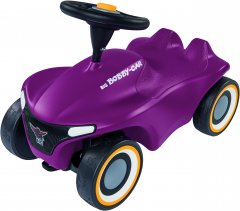 Машинка для катания малыша BIG Нео баклажан (56244)