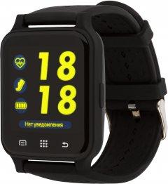 Смарт-часы Atrix X6 IPS Pulse and AD Black